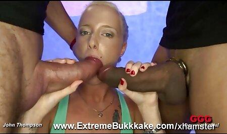 Brianna Beach - Mamá hace un video hentay en español online sexual